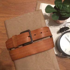 GAP genuine leather belt